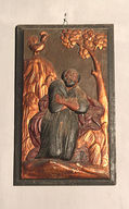 Bas-relief : Saint Pierre repentant