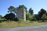Ancien moulin à vent, dit moulin de Gombaud