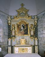 Autel ; tabernacle ; retable