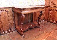 Table d'applique (console)